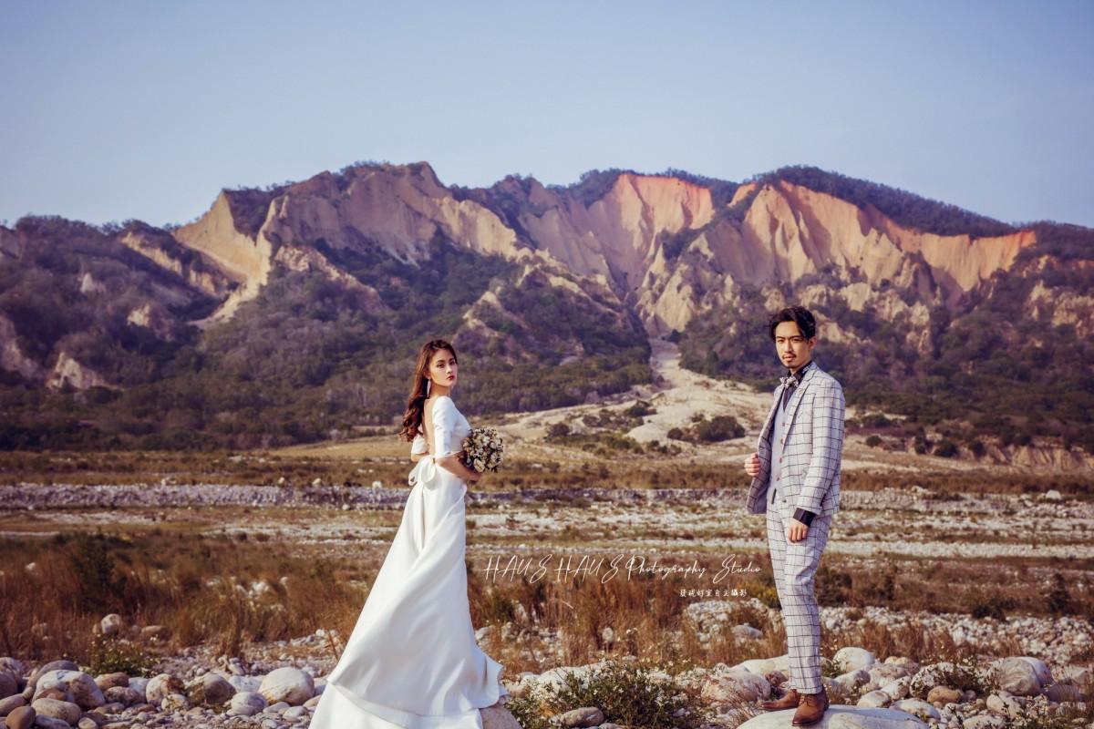 Landscape style、歐式城堡、日式風情婚紗攝影作品